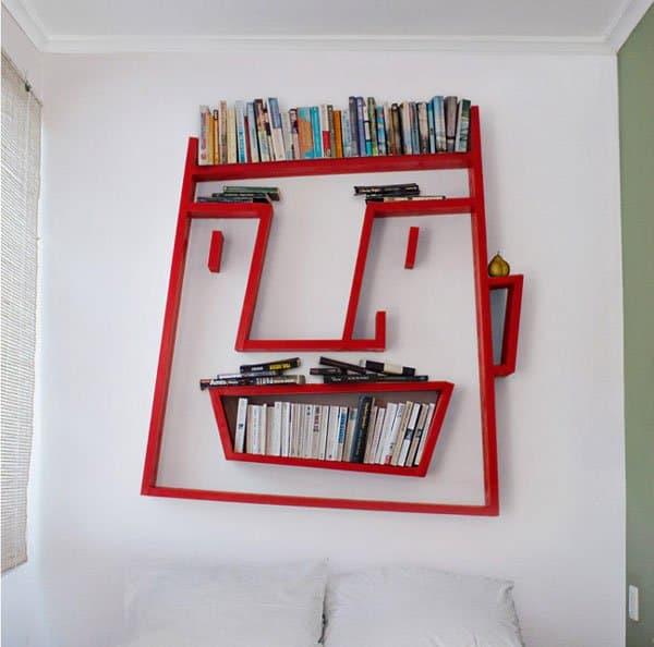 bookshelves-face